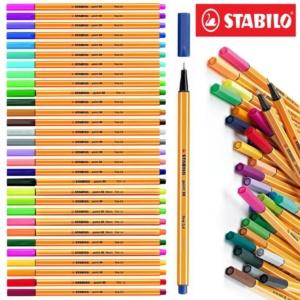 Penne Stabilo colori assortiti